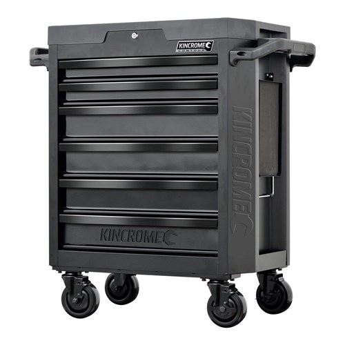 CONTOUR® TOOL TROLLEY 6 DRAWER BLACK SERIES 1