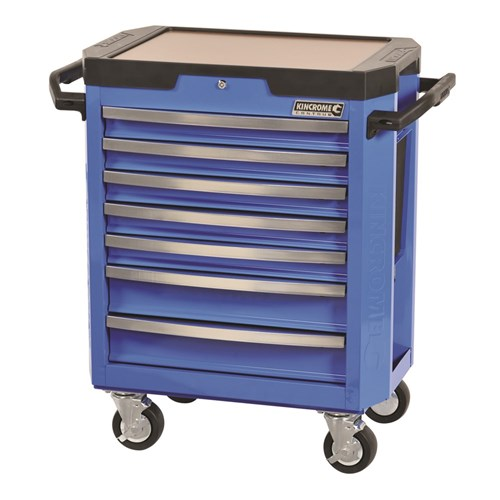 CONTOUR® TOOL TROLLEY 7 DRAWER ELECTRIC BLUE™ 1