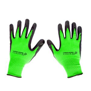 Colours Gardening Gloves Green