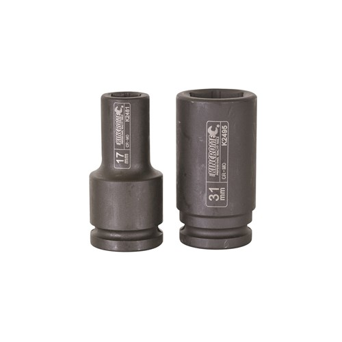 DEEP IMPACT SOCKET 17MM 34 DRIVE 1