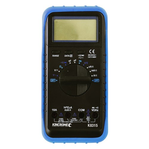 DIGITAL MULTIMETER AUTO RANGING 1