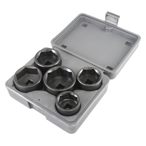 FILTER SOCKET SET 5 PIECE 1
