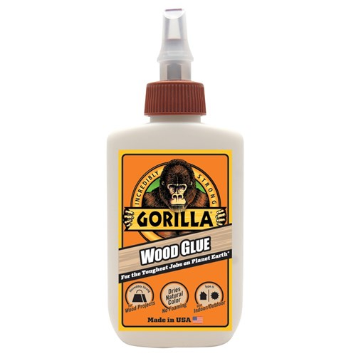 GORILLA WOOD GLUE 118ML 1