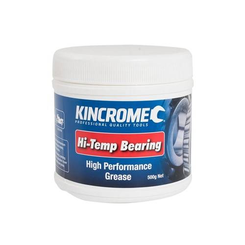 HI-TEMP BEARING GREASE TUB 500G 1