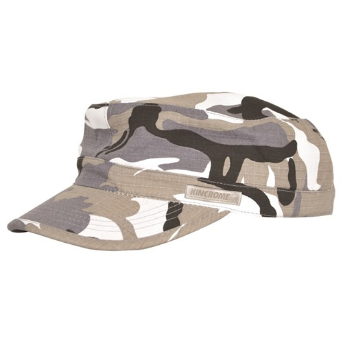KINCROME CADET CAP CAMOUFLAGE 1