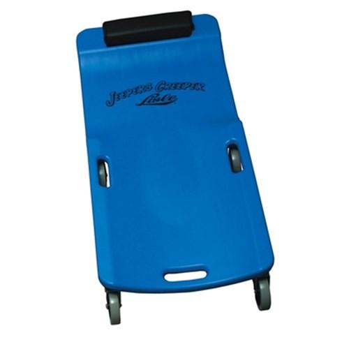 LOW PROFILE PLASTIC CREEPER BLUE 1