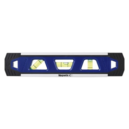 SHOCK RESISTANT TORPEDO LEVEL 230MM (9) MAGNETIC 1