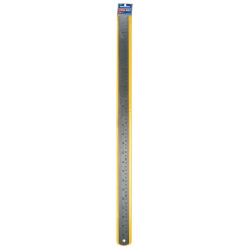 STAINLESS STEEL RULER 600MM (24) 1