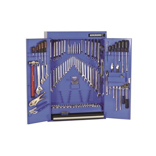 TOOL CABINET 212 PIECE 14, 38 & 12 DRIVE 1