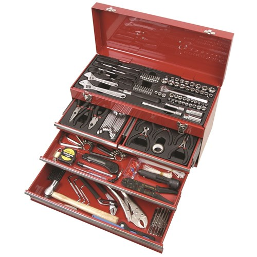 TOOL CHEST 300 PIECE 14 & 38 DRIVE 1