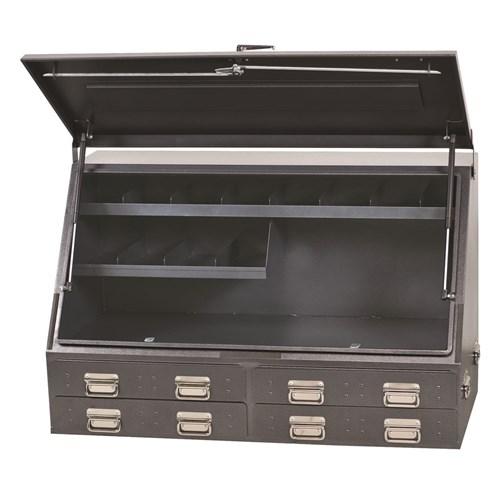 UPRIGHT TRUCK BOX 4 DRAWER 1200MM 1