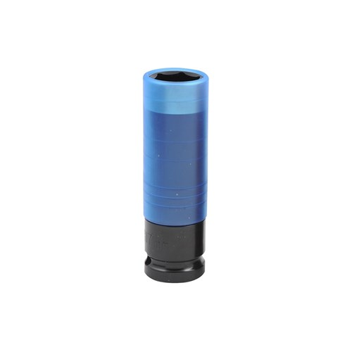 WHEEL NUT SUPER IMPACT SOCKET 17MM 12 DRIVE 1