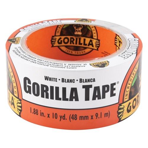 WHITE GORILLA TAPE 9.14M X 48MM 1