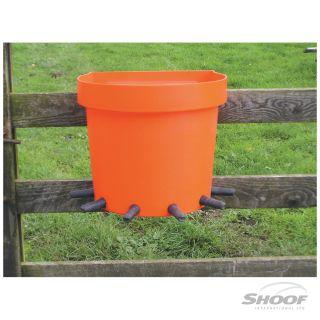 Calf Feeder Rail Bucket 6-Place cpt