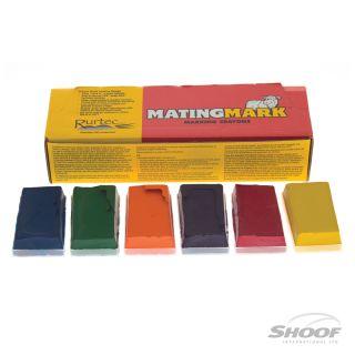 Crayon MatingMark Hot Green ea