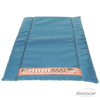 Hoofmat Shoof Premium Blue