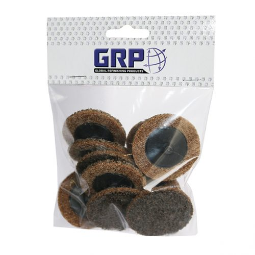 2 Brown Roloc Surface Prep Disc - Pack of 10