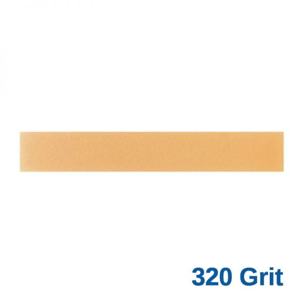 320 Grit Smirdex 820 Speed File Sheets Pack of 50