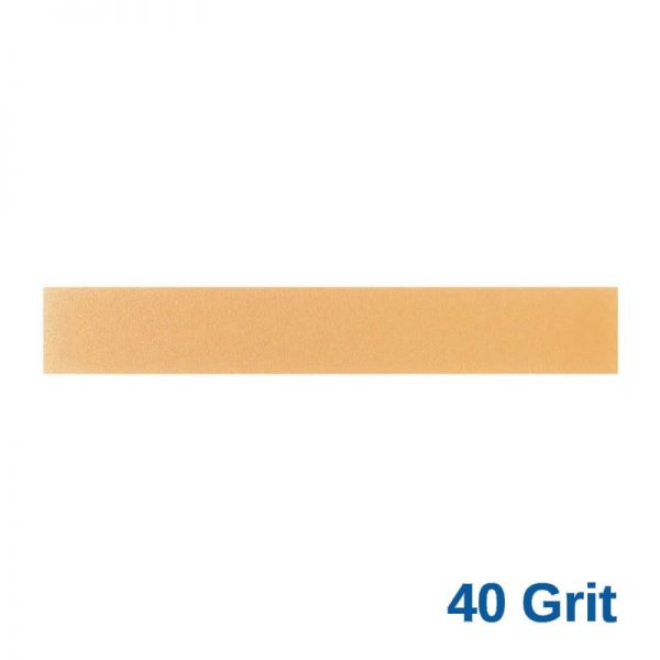 40 Grit Smirdex 820 Speed File Sheets Pack of 50