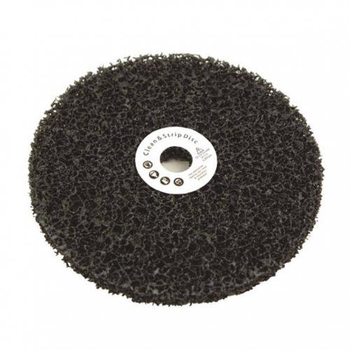 7 Clean N Strip Disc Large Black