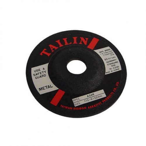 Grinding Wheel 115 x 6 x 22mm - Box of 25