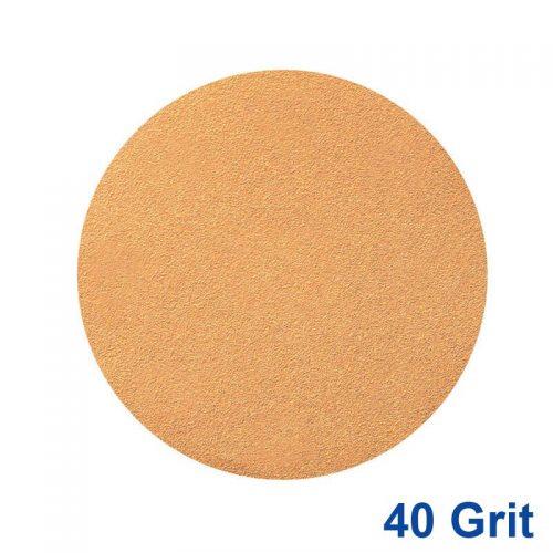 Smirdex 40 GRIT Velcro Disc NH x 6 Pk50