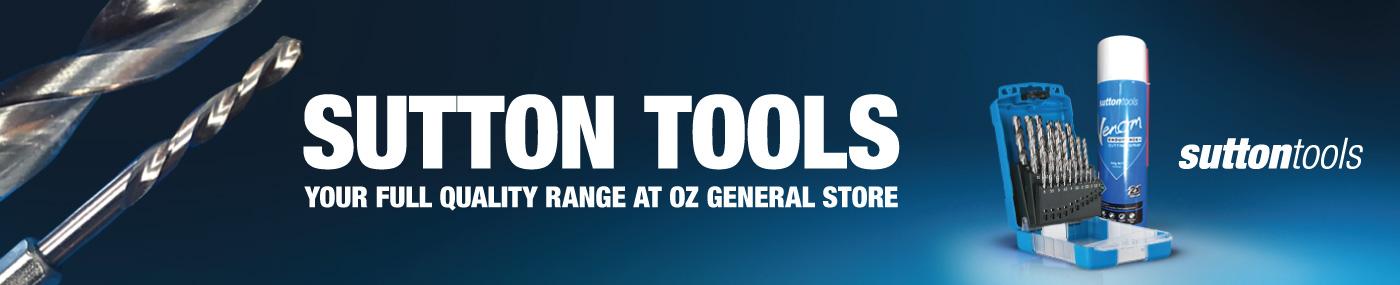 sutton tools drill bits