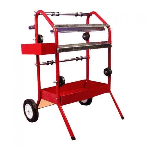 18 Ritch Masking Machine - Red