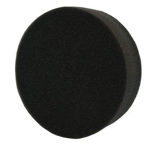 3 Velcro Buff Pad Black