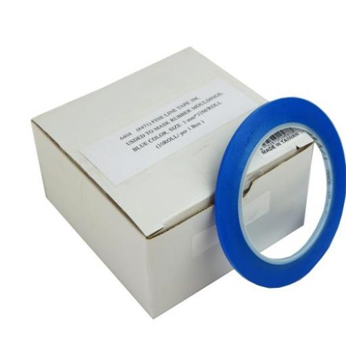 3M Blue Fine Line 3mm x 33mt