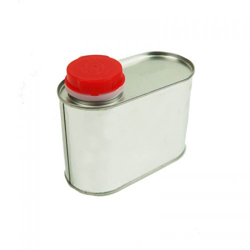 500ml Metal Solvent Flask Can (160-Ctn)