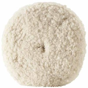 9 Double Sided Wool Buff Pad