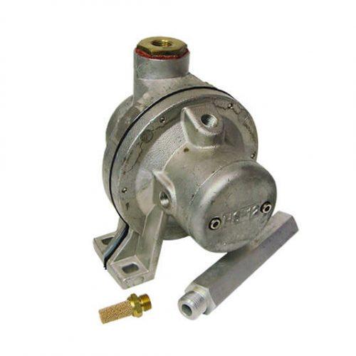 Air Powered Gun Wash Machine Pump