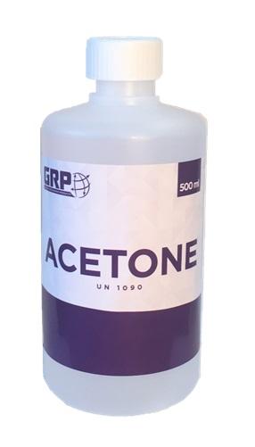 GRP Acetone 500ml