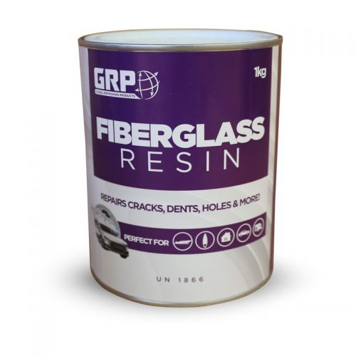 GRP Fibreglass Resin 1Kg