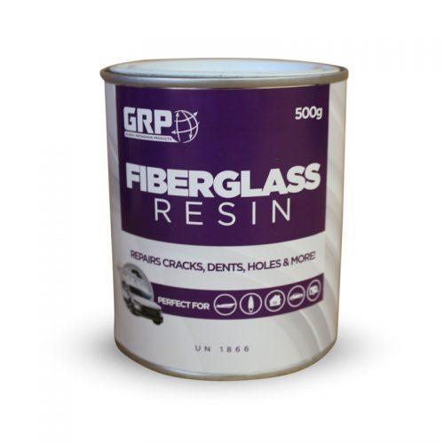 GRP Fibreglass Resin 500g