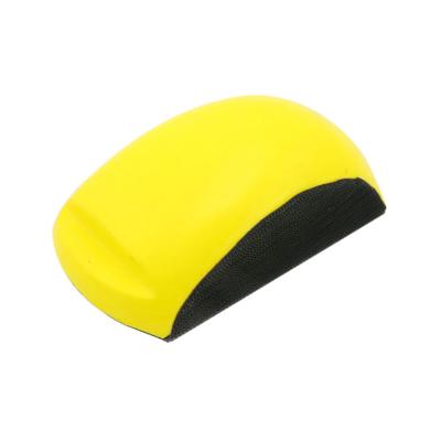 GRP Hand Block For Velcro Discs 150mm - Back in Stock