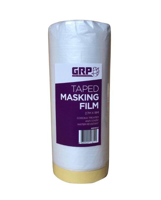 Masking Film 2700 x 18m - Refill GRP