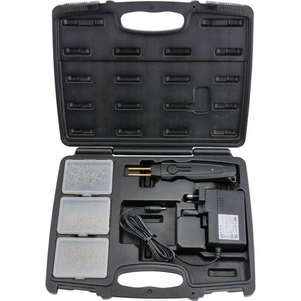 Plastic Repair Kit - Hot Stapler