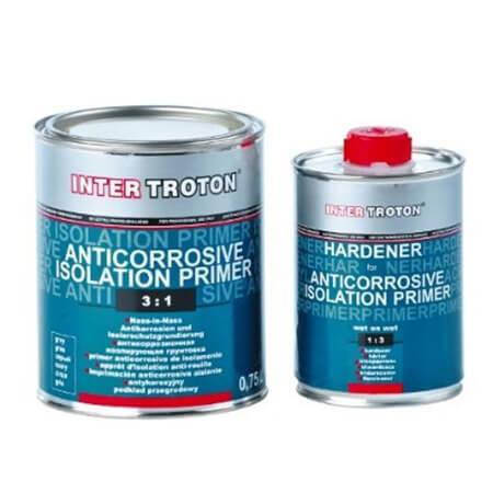 Troton Anti Corrosive Isolation Primer 3-1 Standard 1Lt