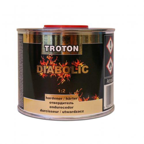 Troton Diabolic Matt Clear Coat Hardener 500ml
