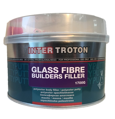 Troton Fibreglass Builders Filler 1.7KG