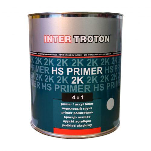 Troton HS Primer Filler Grey 4-1 - 3.6Lt