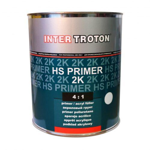 Troton HS Primer Filler White 4-1 - 3.6Lt