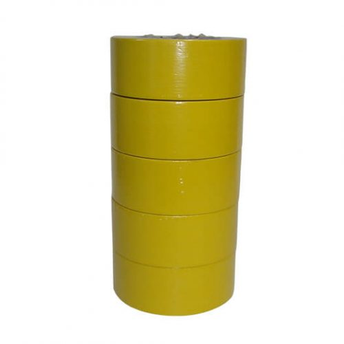 Yellow 48mm 313 Masking Tape - 1 Sleeve 5 Rolls