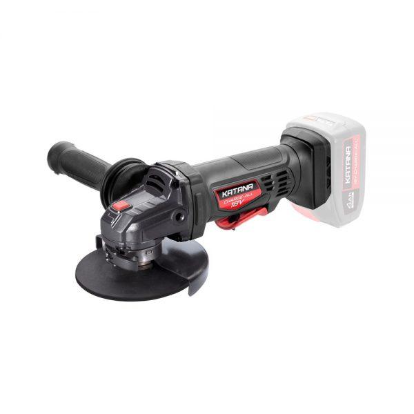 (product) Katana 18V Charge-All 125mm Angle Grinder