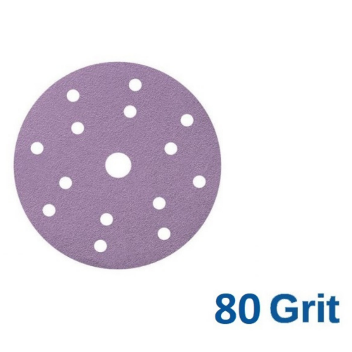 80-Grit-740-Ceramic-Velcro-Discs-150mm-15-Holes-PK100_V