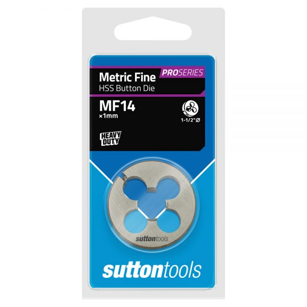 Button Dies – Pro Series – MF – 1.5″ OD