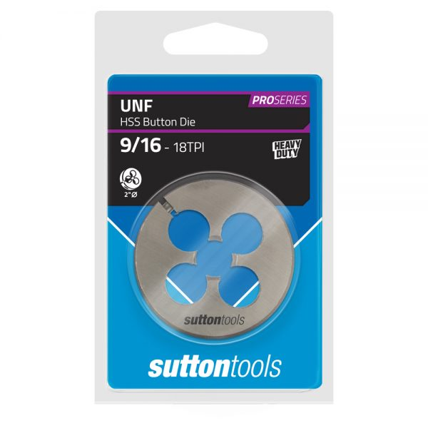 Button Dies – Pro Series – UNF – 2″ OD