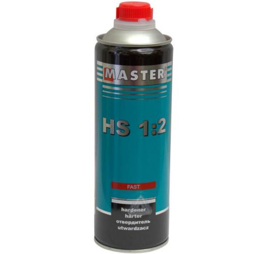 Master HS Clear Hardener Fast_V